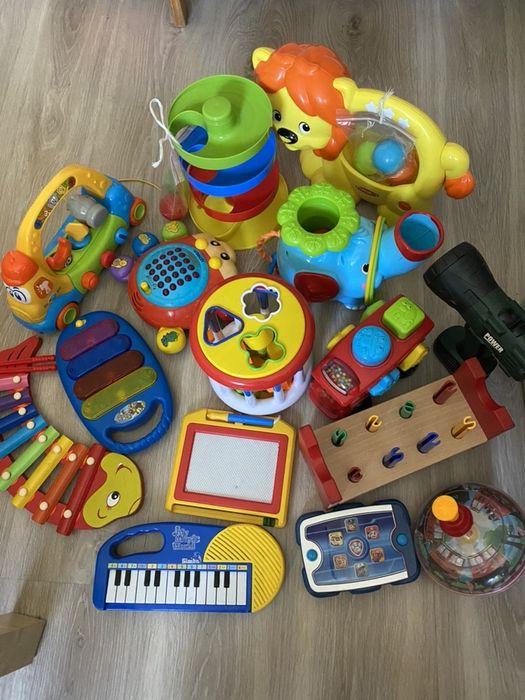 Zabawki dla roczniaka Łódź - image 1