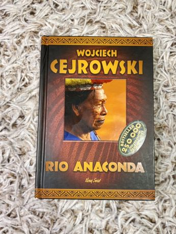 Cejrowski RIO ANACONDA książla