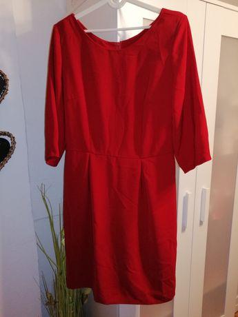 Czerwone sukienki r L