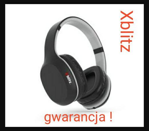 Słuchawki bezprzewodowe Xblitz gwarancja.
