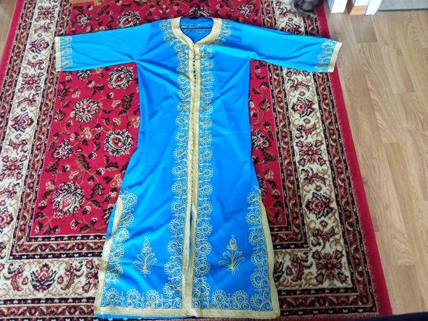 Strój karnawałowy arabski szejk suknia arabska wspaniałe stulecie