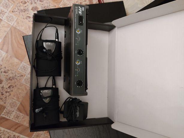 Продам петличную радиосистему JTS US 8002D