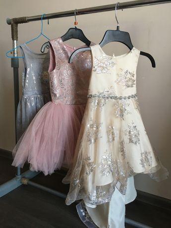 Праздничное платье 3 -4 года