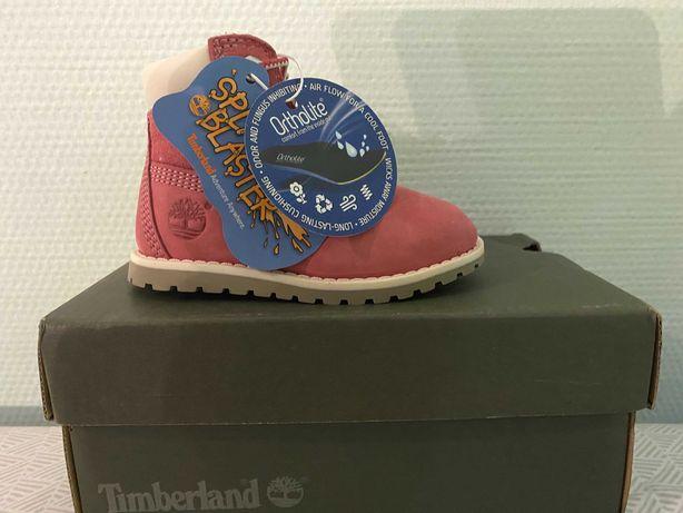 Дитячі ботінки (детские ботинки)  Timberland нові розмір 21