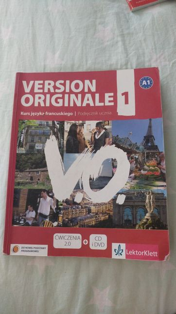 Podręcznik do francuskiego Version Originale 1