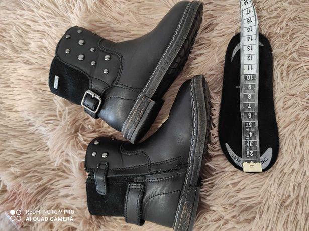 Демі ботинки Джеокси