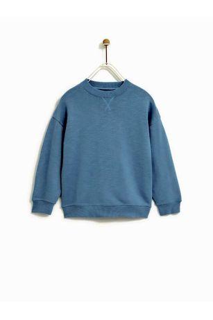 Zara nowa bluza 128 chłopiec