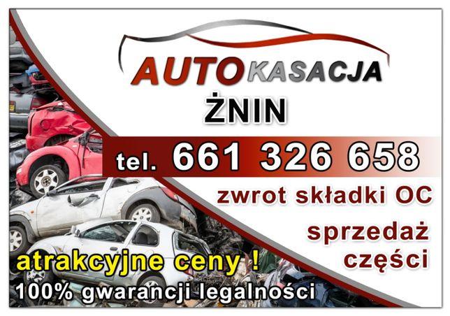 Skup Aut Złomowanie Kasacja Auto Kasacja Wszystkie do 50.000 zl