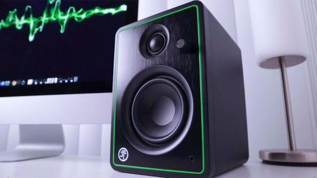 Monitores de estúdio Mackie CR-X toda a série novos, preço do par