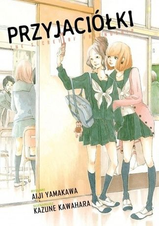 Manga Przyjaciółki- The secret of friendship