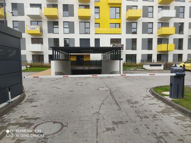 Miejsce garazowe Kubatura Legnica