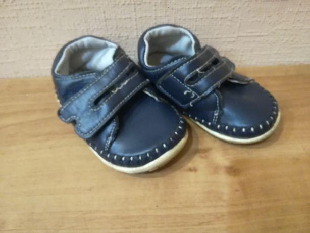 Туфли-пинетки на мальчика!