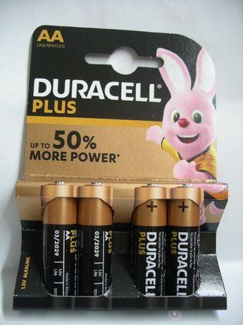 Батарейка Duracell LR6 , цена за 4 штуки