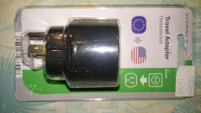 Travel Adapter, przejściówka do kontaktu