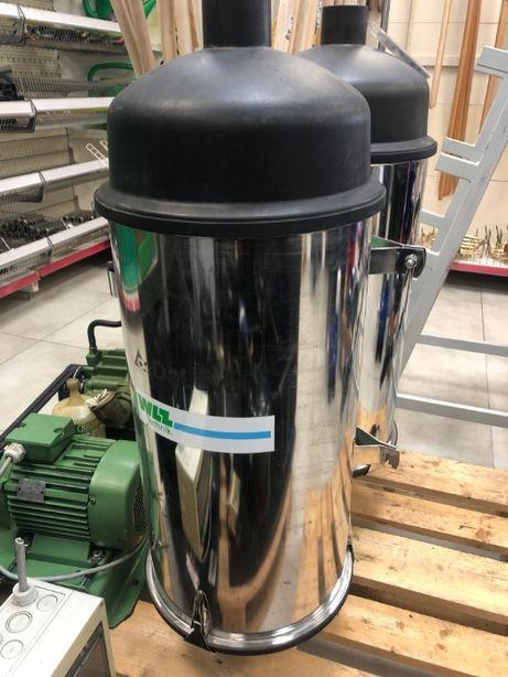 Zbiornik podciśnienia dojarki, hali udojowej, De Laval, Alfa Laval,