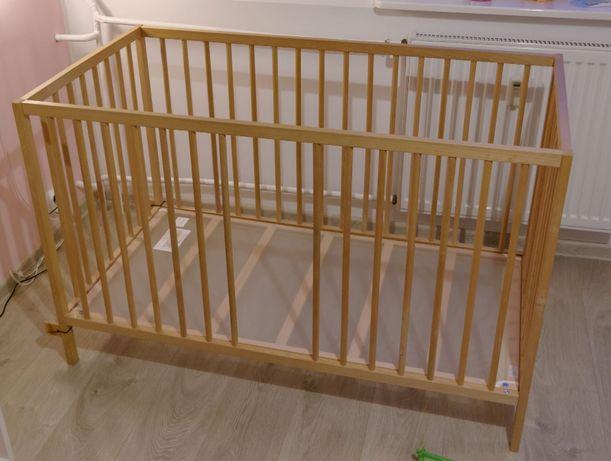 Łóżeczko dla niemowląt (IKEA Singlar)