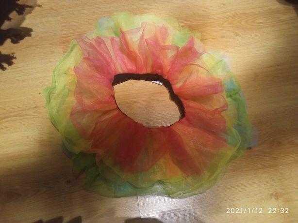 Spódniczka kolorowa dziewczeca
