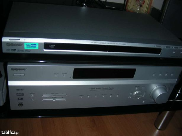 Kino domowe Sony z amplitunerem