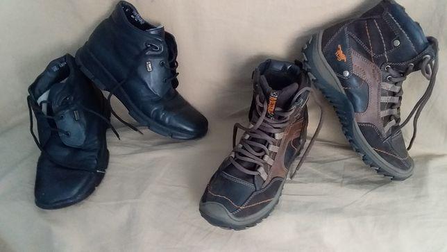 Ботинки подростковые, осень-зима,кожа-Rieker38/24-Mustang-37/24