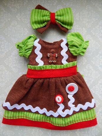 Наряд для кукол 32-34 см (Паола Рейна, Литтл Дарлинг, Минуш)