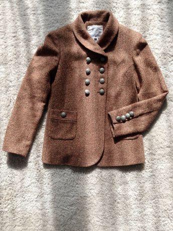 KENZIE piękny tweedowy żakiet/kurtka stan bdb r.usa 6