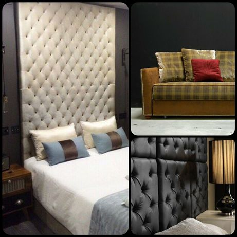Ремонт и Реставрация Мягкой мебели,мягкие стеновые панели,перетяжка