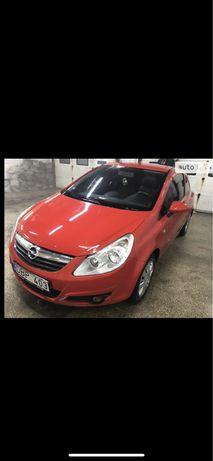 Opel Korsa D
