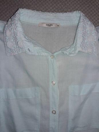 Рубашка ,блузка colins р.xs