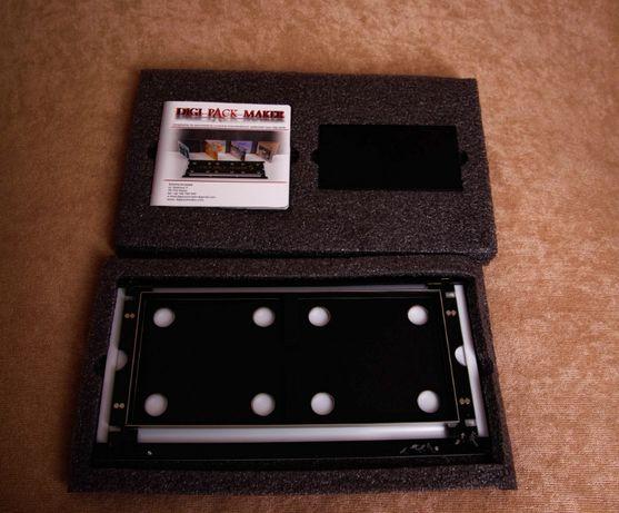 DIGIPACKMAKER urządzenie do produkcji opakowań na płyty dvd