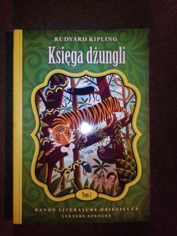 ,,Ksiega dzungli,, R.Kipling
