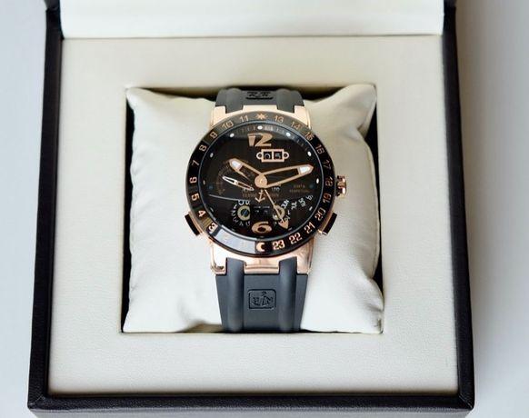 Ulysse Nardin El Toro Gold мужские механические часы премиум класса