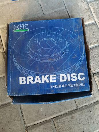 Новые тормозные диски valeo