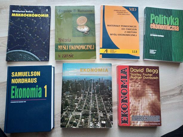Książki podręczniki Ekonomia makroekonomia