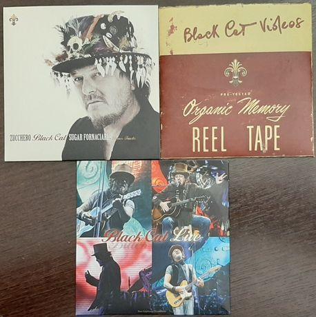 CD płyta Black Cat