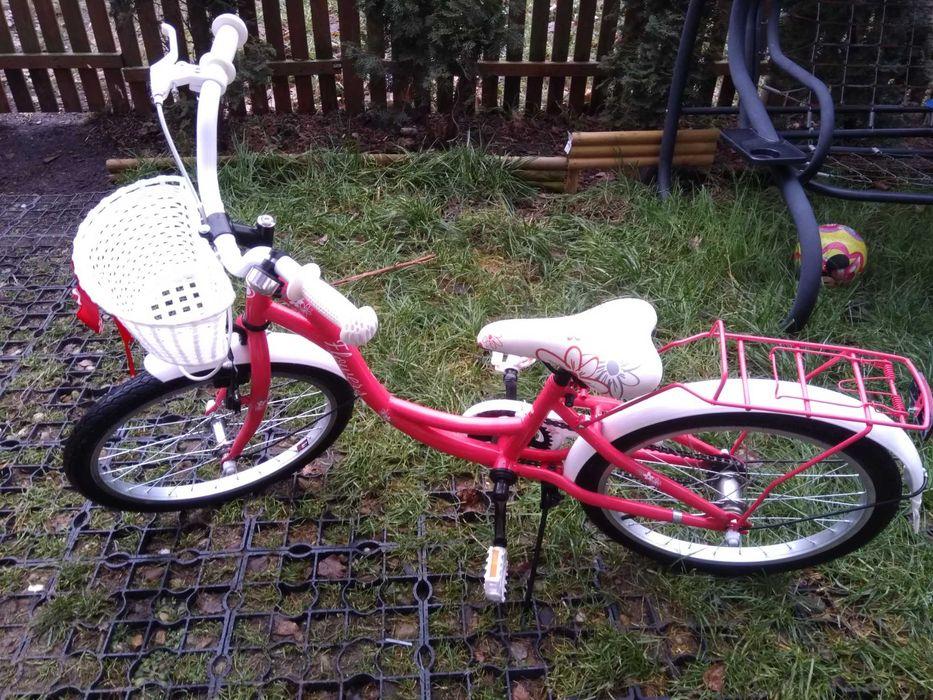 Rowerek dla dziewczynki 20 cali Wrocław - image 1