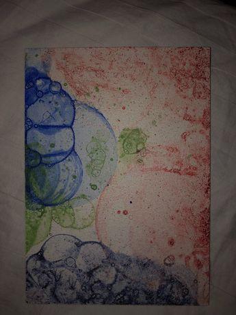 Картина « Мыльные пузыри»