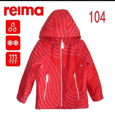Куртка reima демисезон осень зима еврозима размер 104