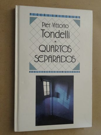 Quartos Separados de Pier Vittorio Tondelli - 1ª Edição