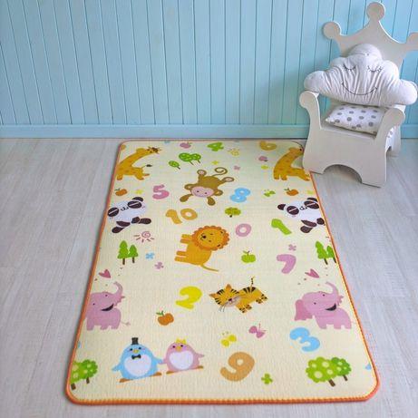 Детский коврик на пол для ребенка,термо коврик на природу,игровой мат