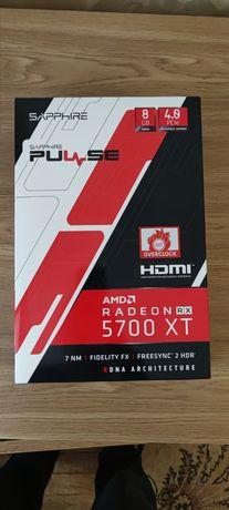 Видеокарта Sapphire RX5700XT 8 gb