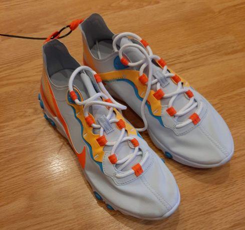 Buty damskie sportowe Nike React 41