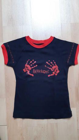 Czarna koszulka Korn