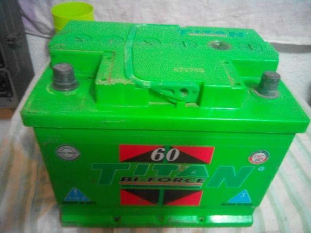 Аккумулятор 60а 610А