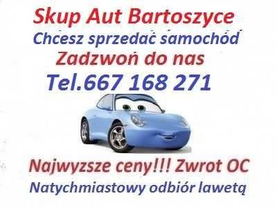 Skup Aut Bartoszyce