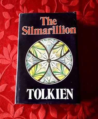 J R R Tolkien - The Silmarillion - 1st edition 2nd impression 1977