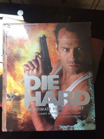 "Артбук/Artbook ""Die Hard: The Ultimate Visual History""   Hardcover"
