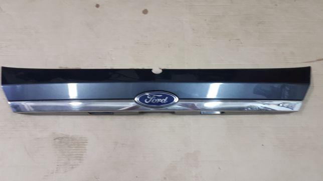 Ford fiesta mk7 blenda klapy tyl