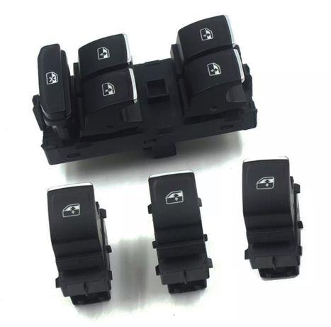 Kit Comando botões vidros Golf 7 Passat B8 Tiguan Touran NOVO