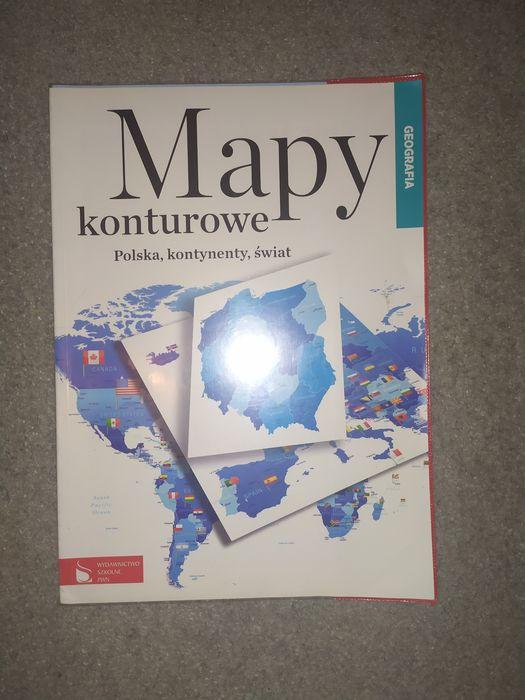 Mapy konturowe Warszawa - image 1