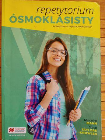 Repetytorium ósmoklasisty, podręcznik do języka angielskiego